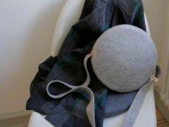 Nähanleitung für einen Circle Bag - mit Angaben zum Schnitt