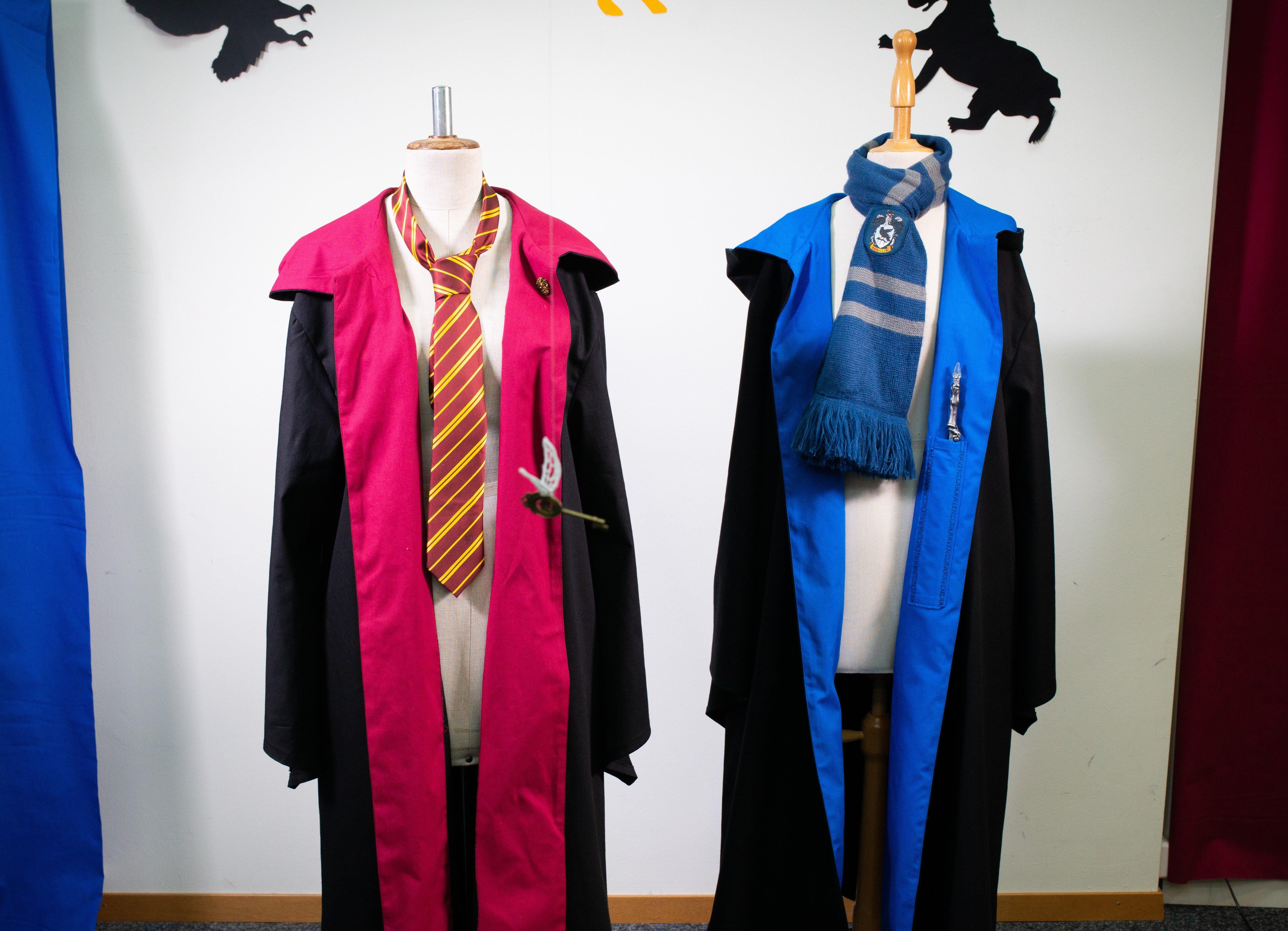 Nähanleitung Harry Potter Schulumhang Click Create Bernina Blog