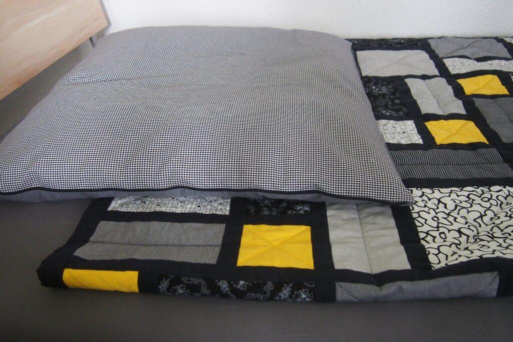 Bettwäsche Reißverschluss