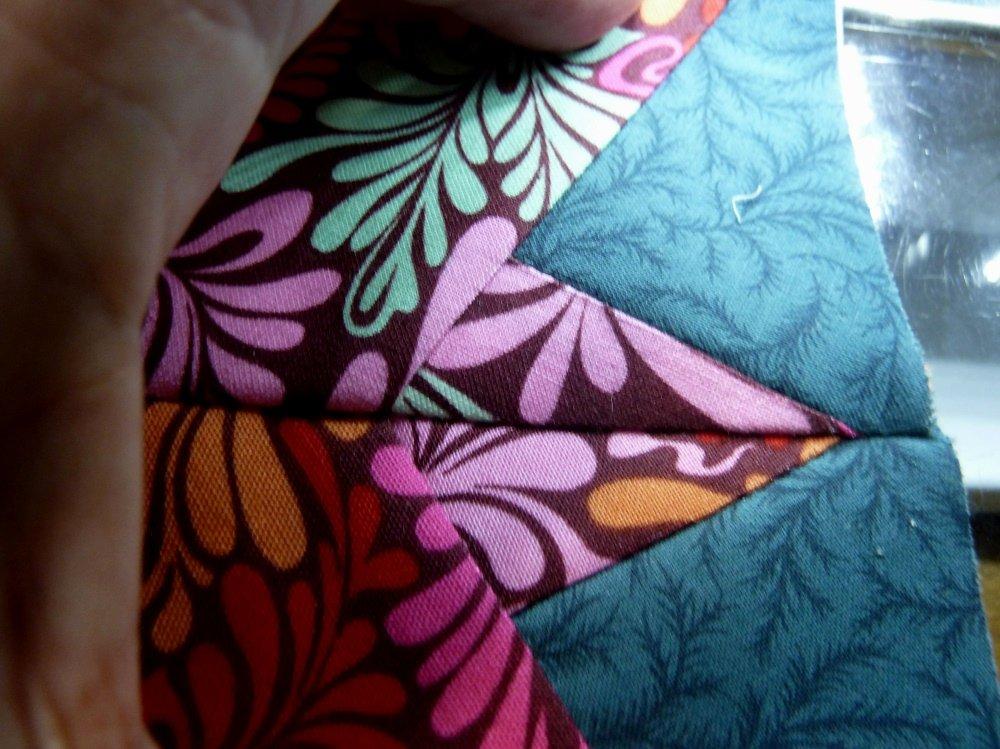 FPP-Methode: Schmetterlinge nähen