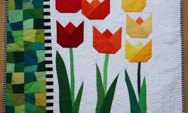 Tulpenbeet_Freier Zuschnitt_Blaustern