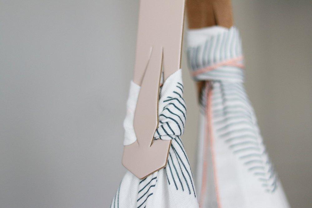 Taschenhenkel Detail
