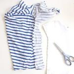 Kinderkleider aus Papas und Mamas alten Sachen nähen