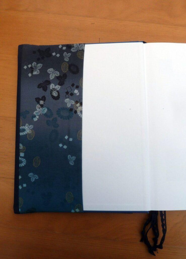 Nähanleitung für eine Buchhülle