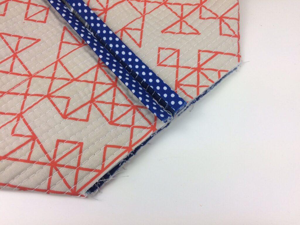 BERNINA Advent Calendar Boro Patchwork Bag - Cut Edge