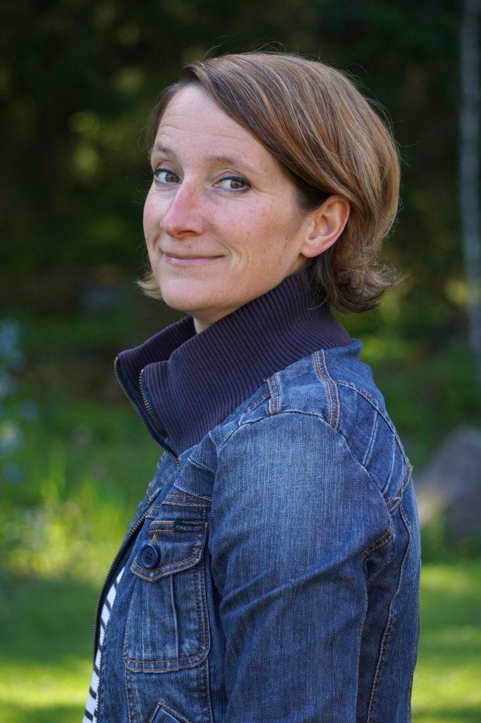 Portrait Laura Wilhelm
