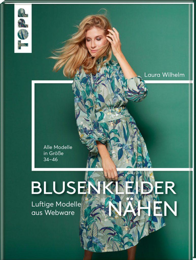 Buch-Cover Blusenkleider nähen