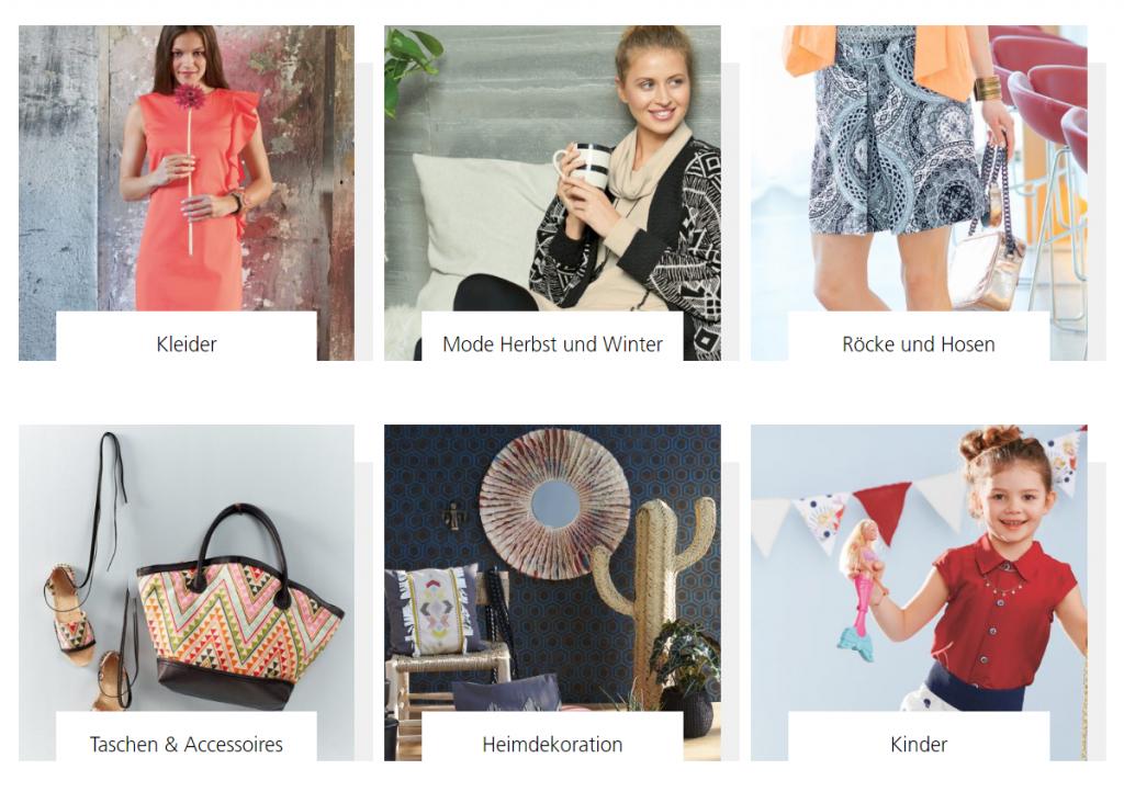 Schnittmuster kaufen im Online-Shop von BERNINA