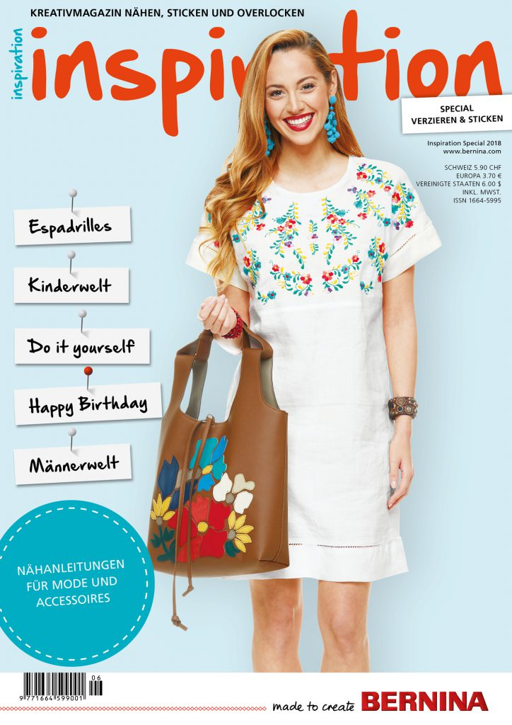 inspiration Special 2018 Cover