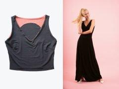 V-Neck-Kleid nähen