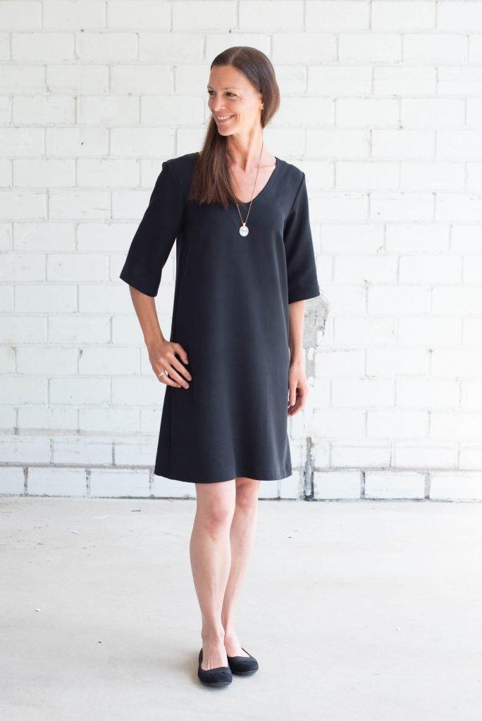 Kleid Linda von dem neuen Onlineshop inspiration