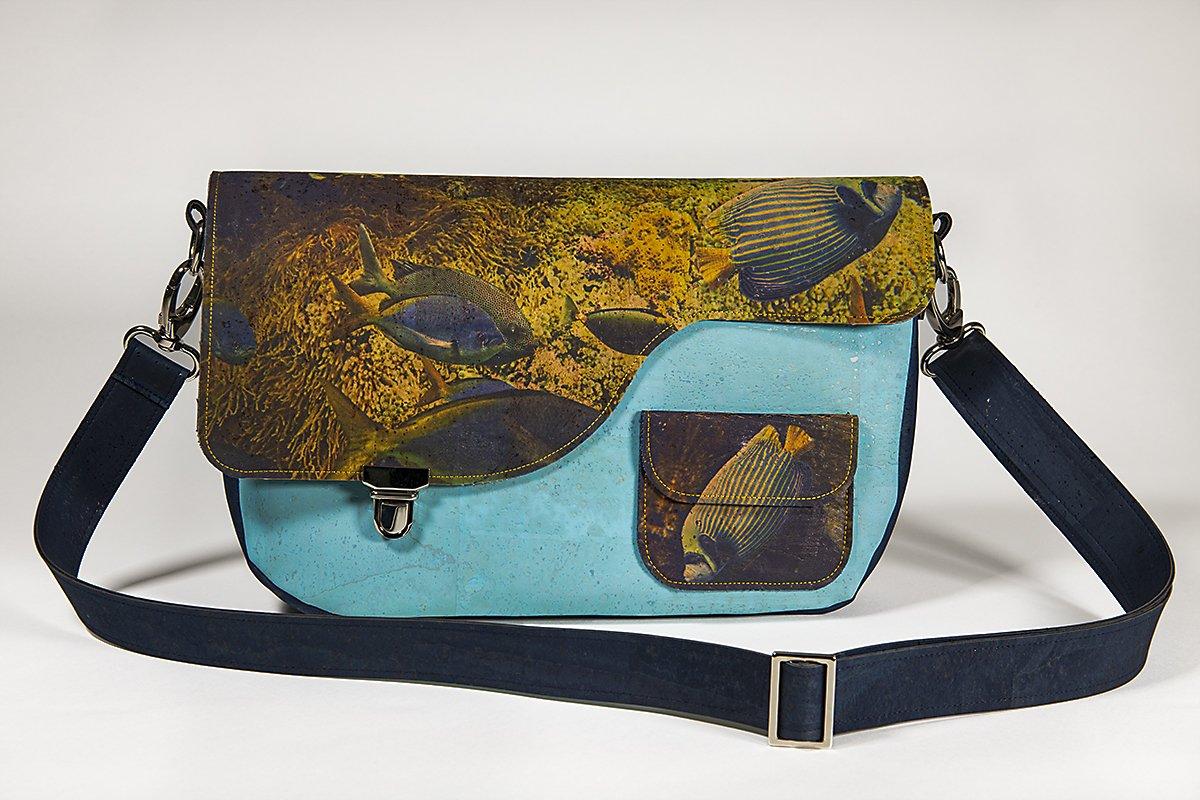 Handtasche nähen - Videoanleitung für eine Pocketbag