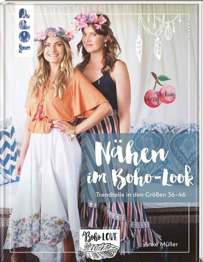 """Buch-Cover """"Nähen im Boho-Look"""""""
