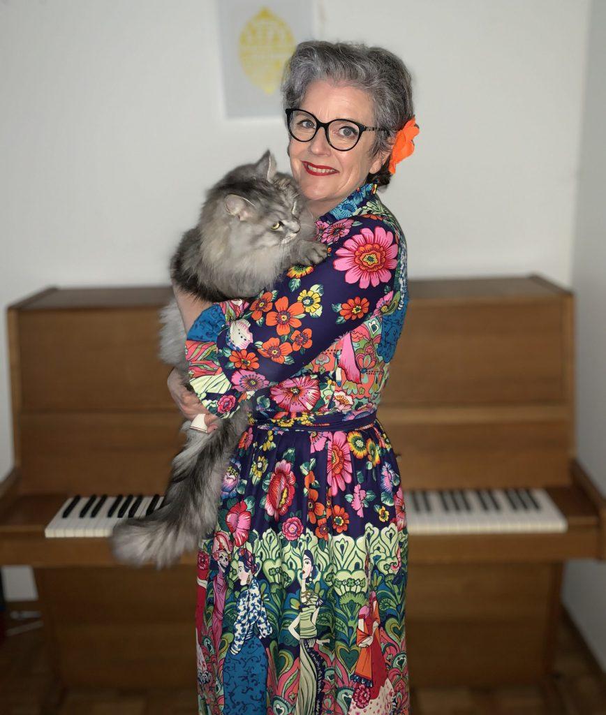 "Sommerkleid im Sixties-Stil: ""Georgie"" von Mary Quant"