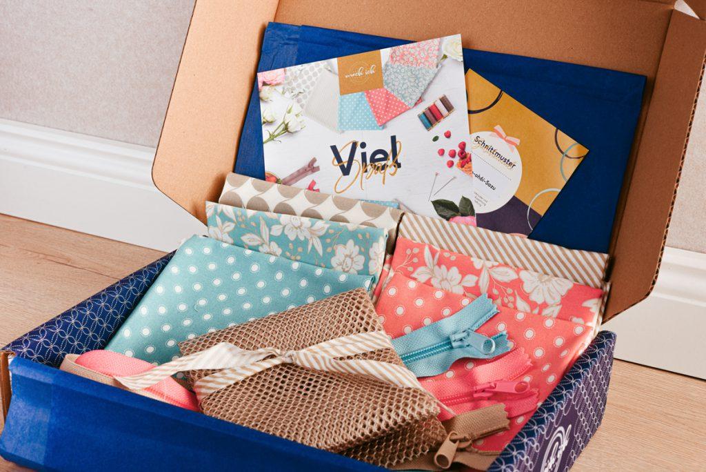 Geschenk-Box im Juni