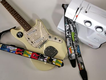 Gitarrengurt nähen
