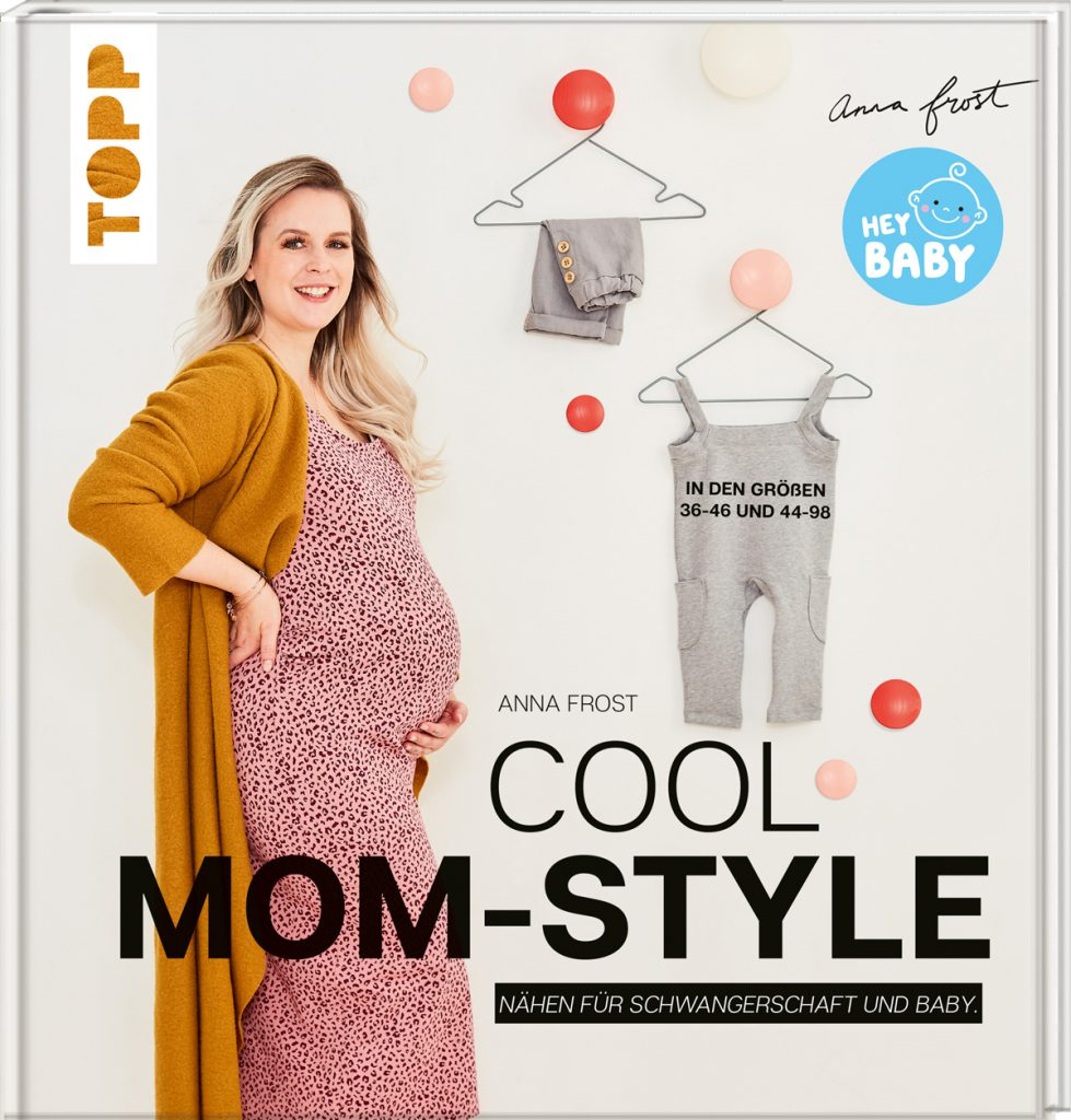 "Buch-Cover ""Cool Mom-Style"""