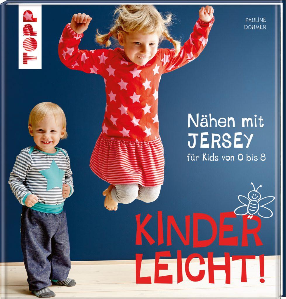 """Buch-Cover """"Nähen mit Jersey"""""""