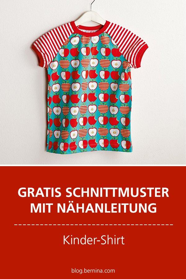 Downloaden schnittmuster kostenlos baby shirt kostenloses Schnittmuster