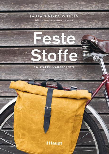 "Buchcover ""Feste Stoffe"""