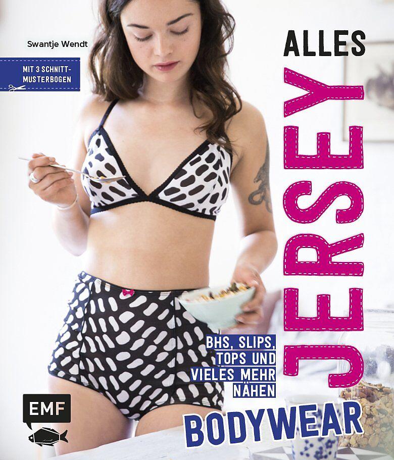 Buchcover: Alles Jersey, Bodywear