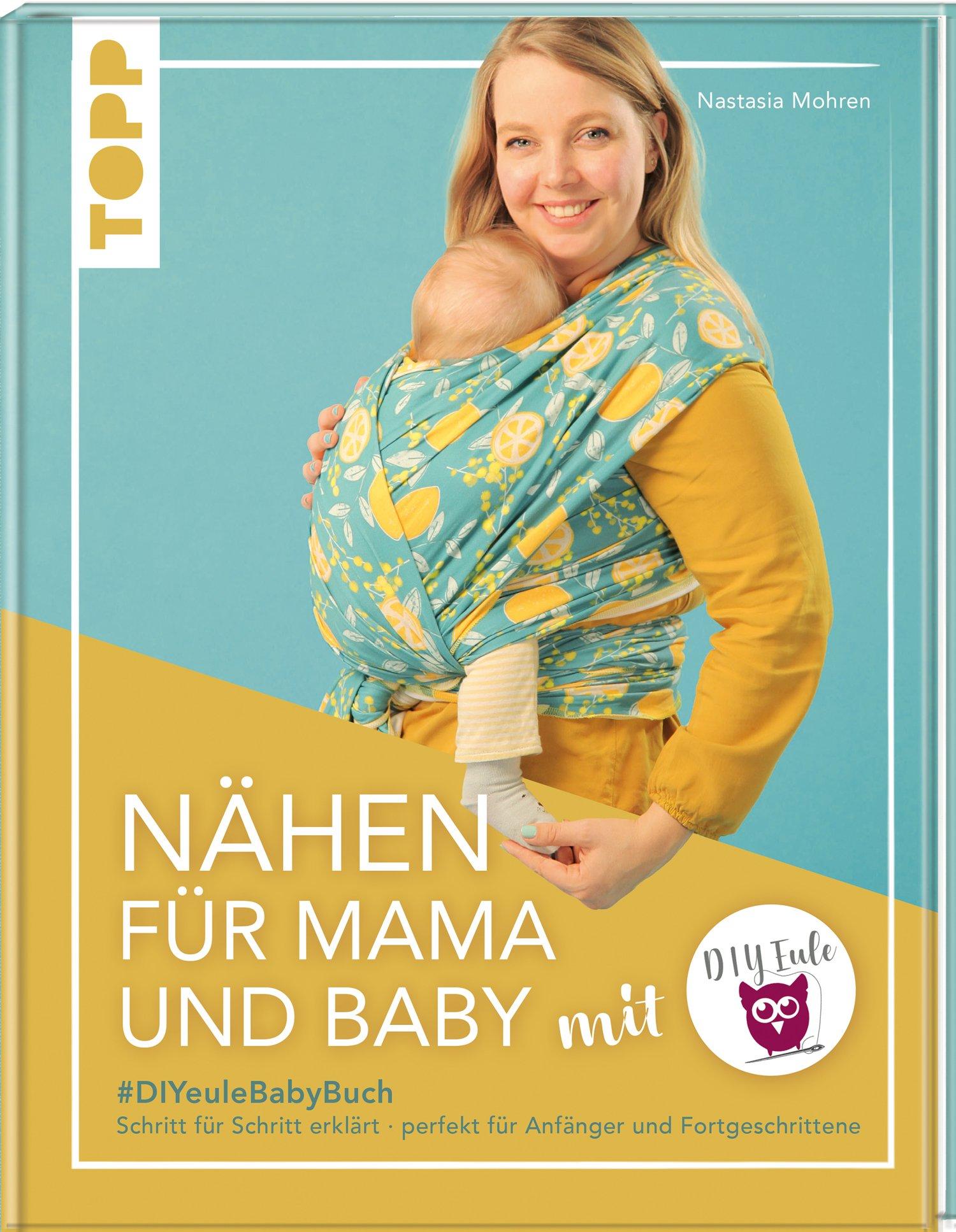 Baby Rassel Herr Bärt nähen mit Gratis Schnittmuster