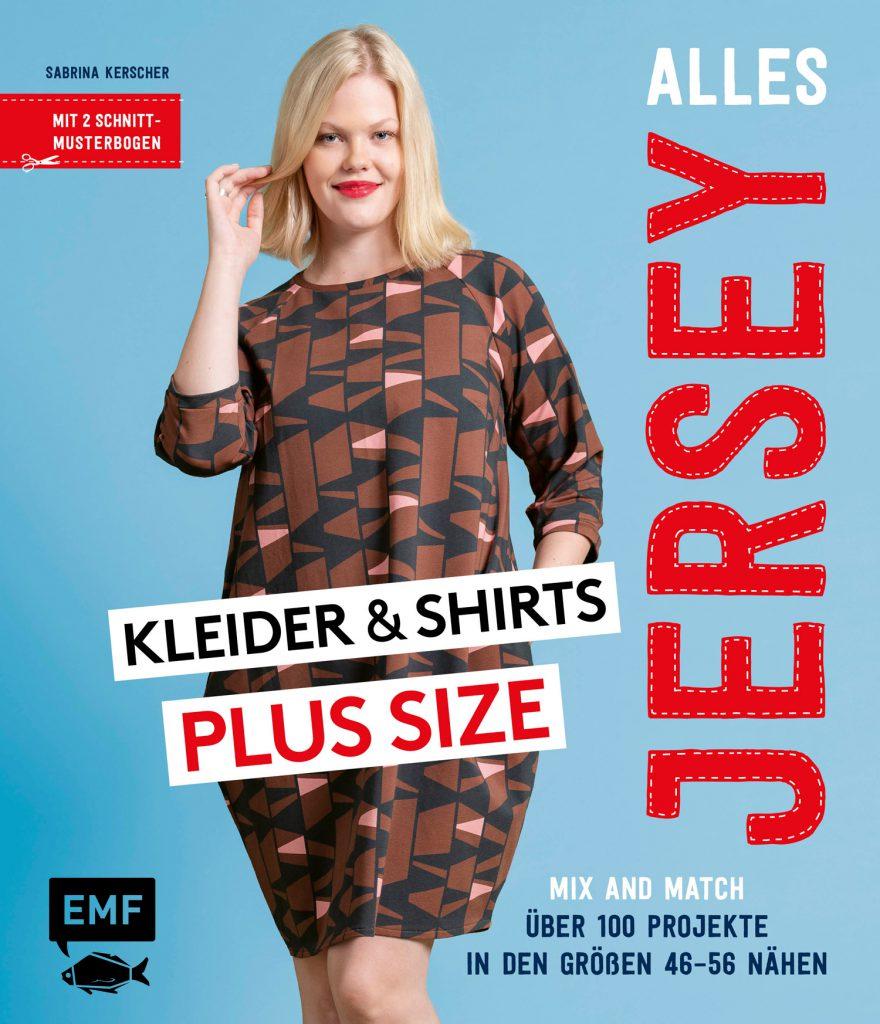 Buch-Cover Kleider und Shirts nähen