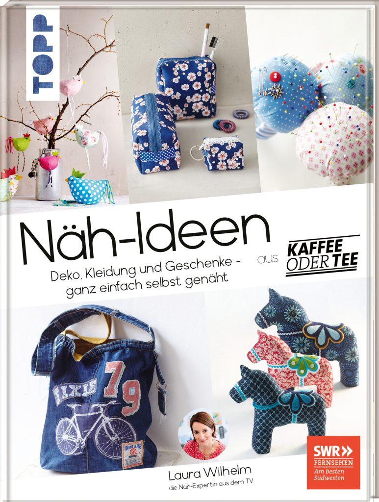 Buch-Cover Näh-Ideen aus Kaffee oder Tee