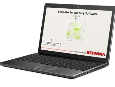 Bild von BERNINA Sticksoftware ArtLink 8.