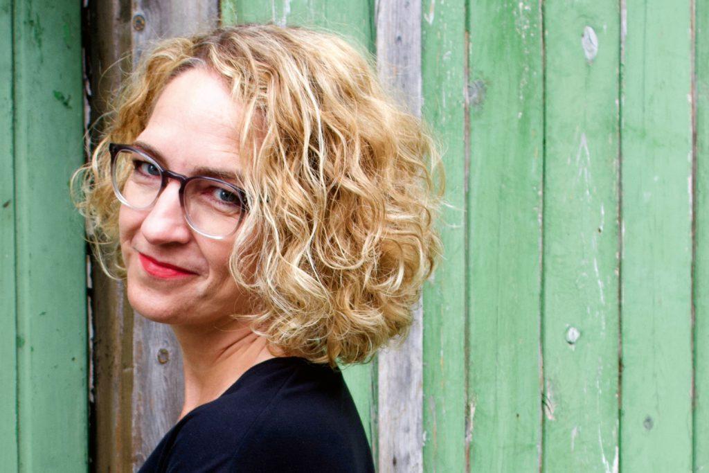 Autorin Karin Moslener