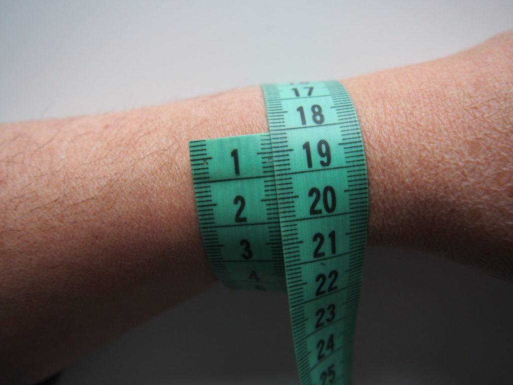#terrylmv Arm messen