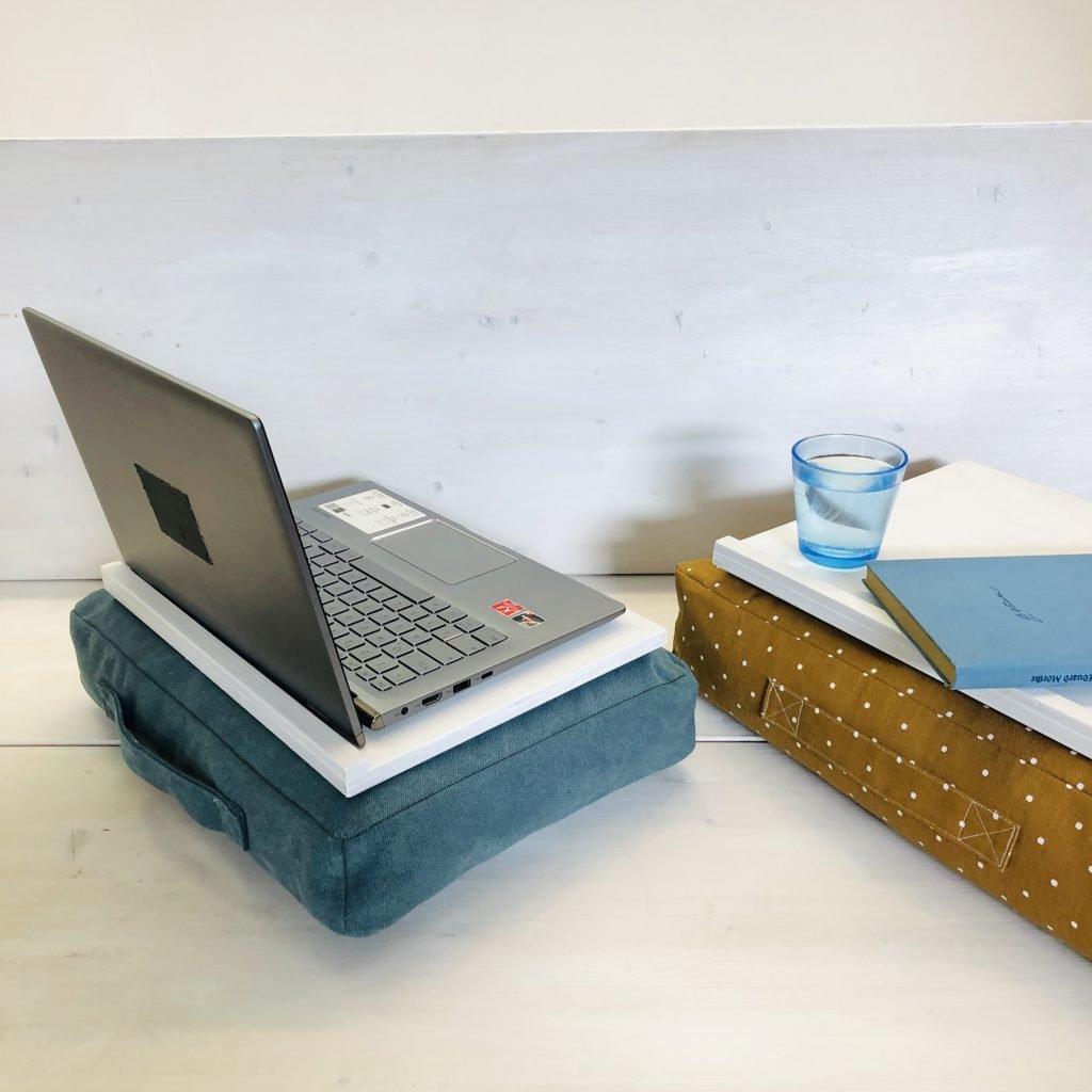 Knietablett für Laptop nähen