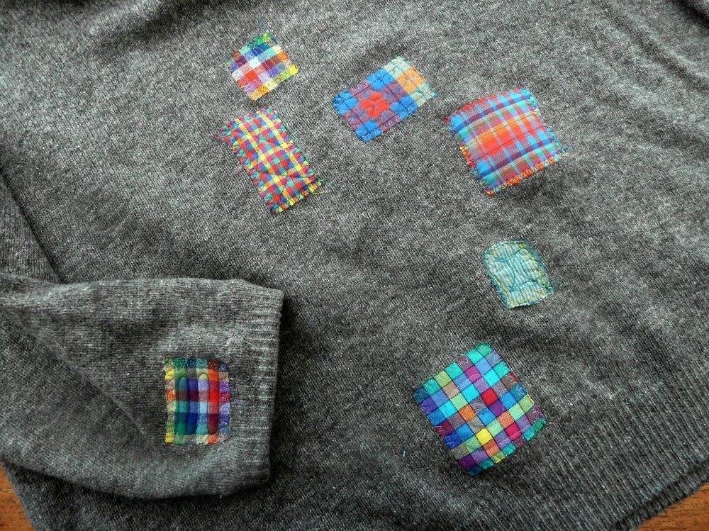 Pullover-Upcylcing