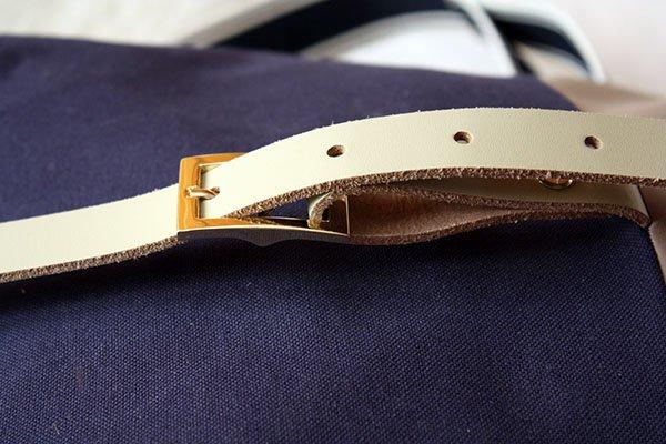 Gürtelschnalle für Rolltop Rucksack