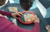 BERNINA Quiltringe für Quiltmaschinen