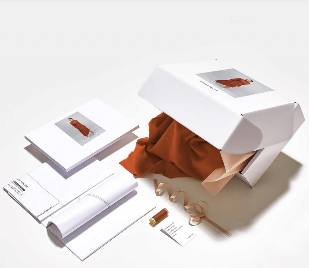 Nähbox von Dein Atelier