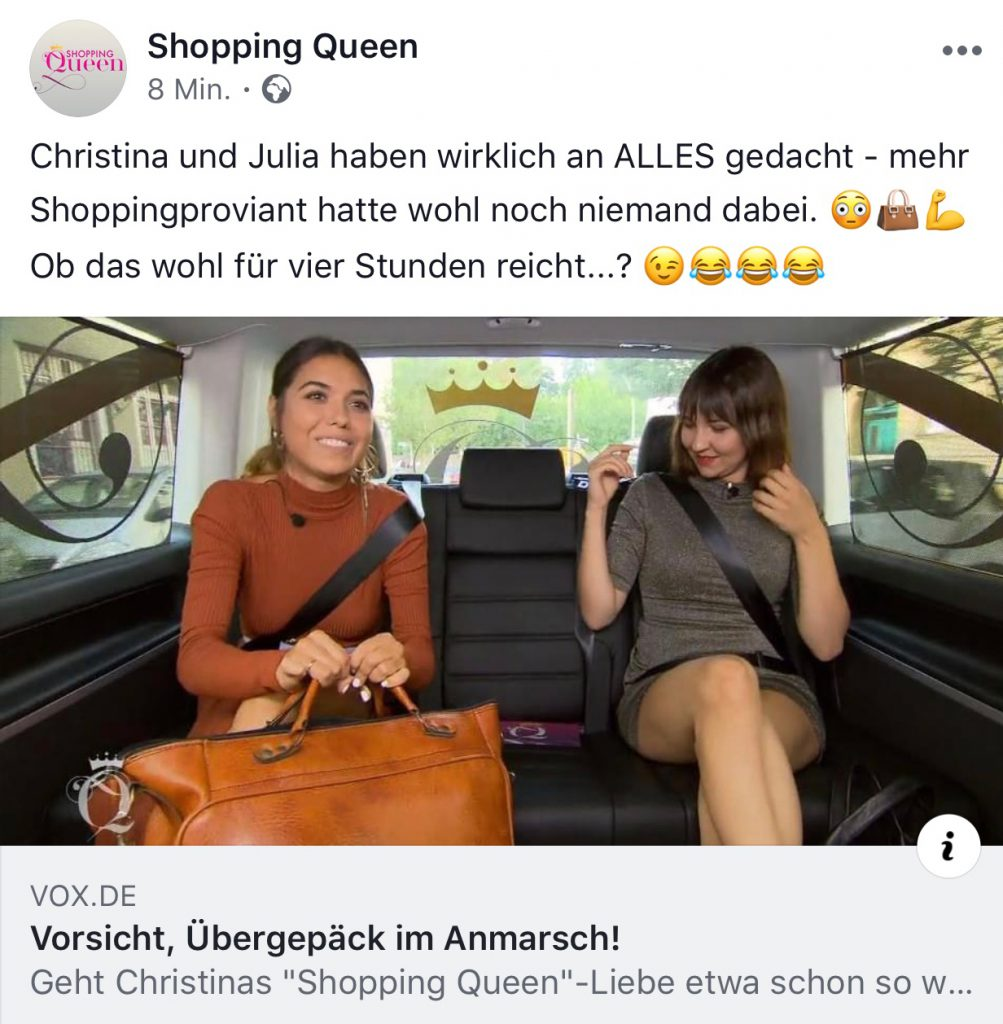 Shopping-Queen