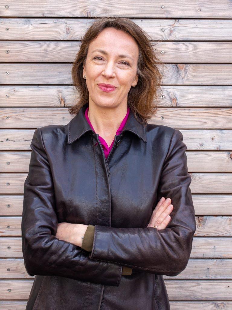 Portrait von Janika