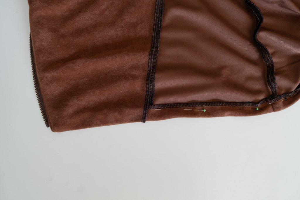 Detailbild Saum