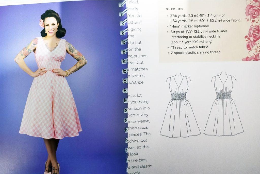 Vintage-Sommerkleid – ein Klassiker im Buch von Gretchen Hirsch
