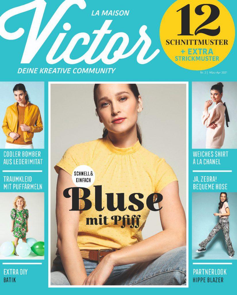 La Maisvon Victor – die Ausgabe mit dem Sommerkleid Eileen
