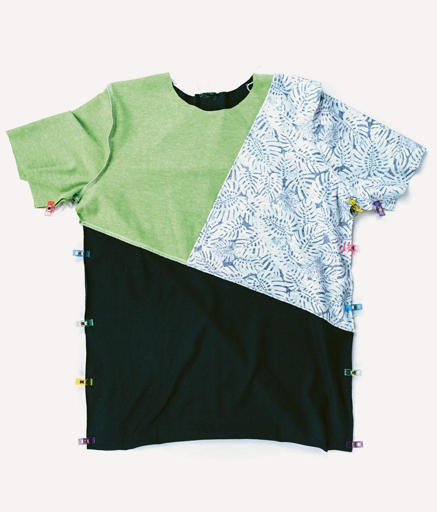 T-Shirt nähen - Schritt 5