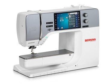 Image of BERNINA 770 QE PLUS.