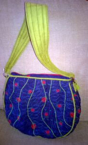 ----- this bag with a few experiments in-between.
