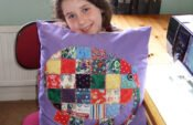 Caitlyn-and-her-Elmer-cushion