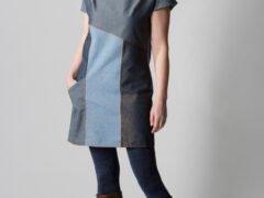 denim dress 1
