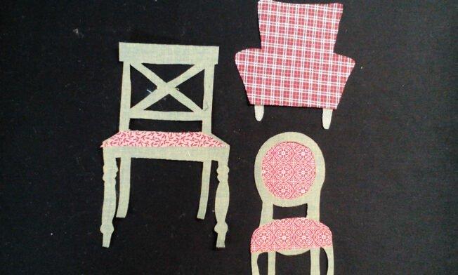 Chair cutouts