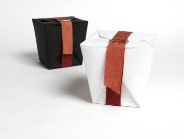 Easy instructions for making folded gift boxes (with free templates)