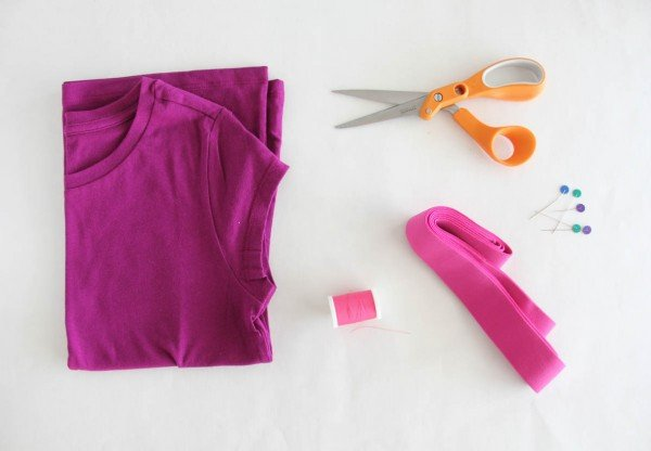 how to make a material fringe