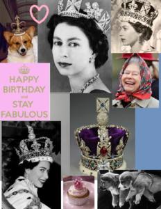 Queen-mood board